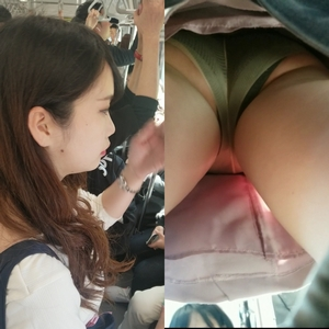 pcolle 田中 美人真下から