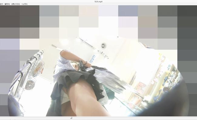 pcolle わんぱく液 【年末セール】街にいる可愛い子を逆さ撮り盗撮した【4k】