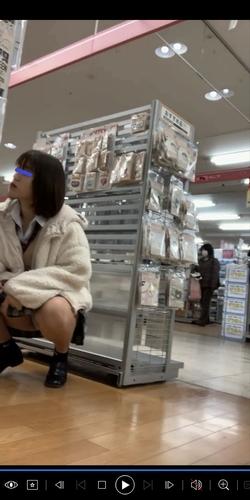 pcolle ppffuull JK逆さ盗撮風VOL.1