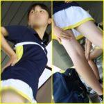 【Pcolle せすくさん レビュー】【動画】ロリかわいいテニス少女の美肌ふとももを堪能