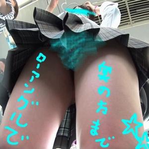 pcolle kakurega パンチラ小人目線☆☆(pa-to425)[電車編]