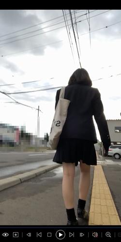 pcolle 世界のトリコ [めくり逆さ撮り・モデル4人]JKミックス(粘着タゲ有り)