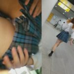 【Pcolle ろっくさん レビュー】制服-018