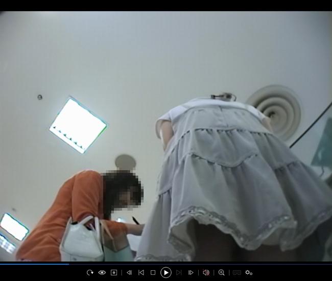 pcolle mr研修生 139 超かわいいアイドル店員さん-03