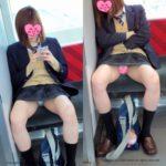 【Pcolle Hottoさん レビュー】【4K動画】Hottoな対面パンチラ Vol.1【制服JK】