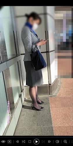pcolle slow woman【絶品】魅惑のCAさんSP26☆奇跡の前から突入!素晴らしい光沢と純白Tバックで大悶絶^ ^
