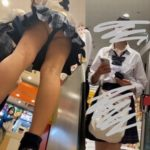 【Pcolle カレリアさん レビュー】重ね履きJK 白レース 女子高生