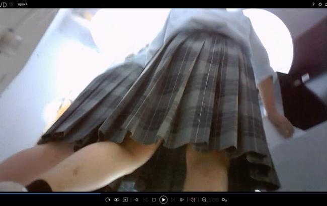 pcolle 龍が五徳 【Upskirting Girls7】 制服k6名