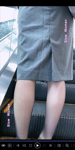 pcolle slow woman 【絶品】魅惑のCAさんSP39☆デカ尻肉をじっくり観察!強烈LED照射で大悶絶^ ^