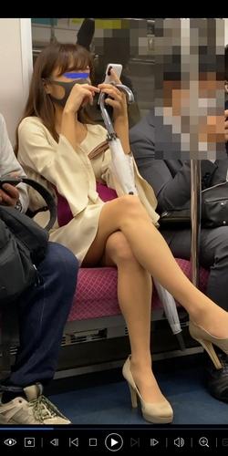 pcolle 怪盗1412 【最高傑作】可愛すぎる美脚お嬢様の純白パンツを盗撮!顔出し!女子大生 4K