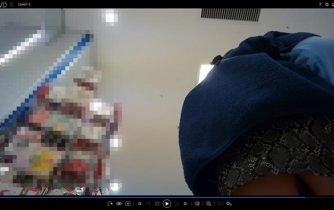 ラグコレ 電子レンジ 過去最高美少女JK!フロント、接写も!
