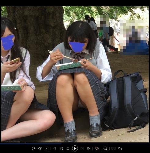 pcolle mm【Full HD】妄想vol.134「制服でリラックスしているところを...」