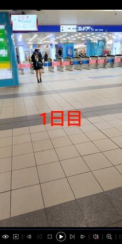 pcolle サマースカイ 【赤チェ遠征Vol4】田中れ○な似超かわ赤チェエロ生サテンP2日分