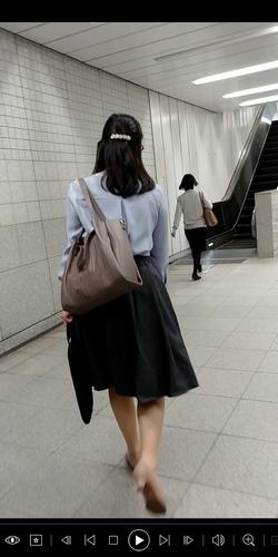 pcolle ピーコレ うに 逆さめくり動画30~30回記念!15名のOL祭り~